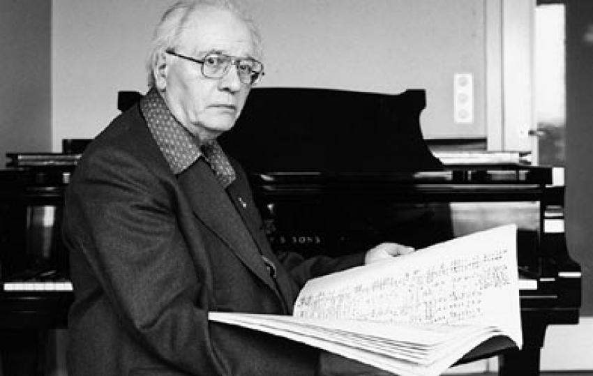 حوار مع المؤلف الموسيقي الفرنسي أوليفَيه ميسيان حول طريقته في التأليف (بتصرف)